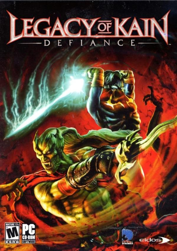 Legacy of Kain: Defiance (PC)