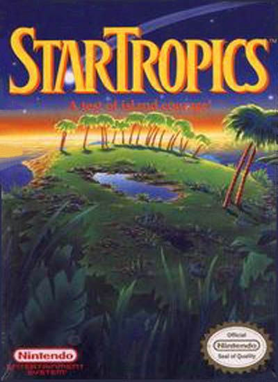 StarTropics (Nintendo Entertainment System)